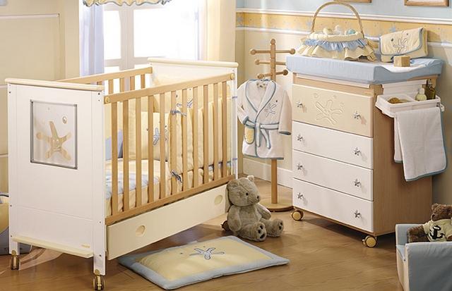 La habitaci n del beb decoraci n y tips - Ideas para bebes ...