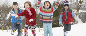 Tendencias de moda infantil para este otoño e invierno